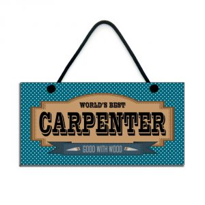 carpenters gift world's best carpenter good with wood