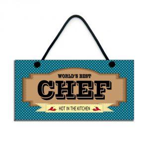 world's best chef gift hot in the kitchen
